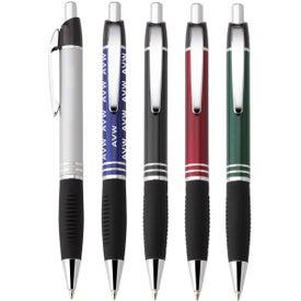 Piston Ballpoint Pen for Marketing