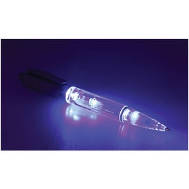 Plastic Light Pen for Your Company