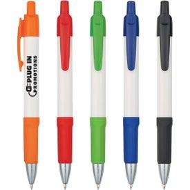 Plump Barrel Pen
