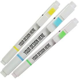 Post-it Trio Series Flag-Highlighter-Pen Combo