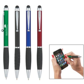 Provence Ballpoint Pen With Stylus