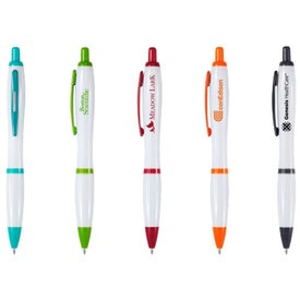 Quebec Gel Pen with Your Logo