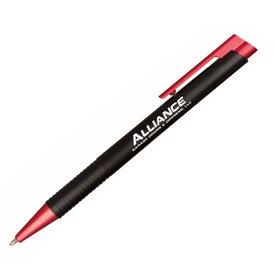 Branded Radiance Click Pen