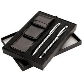 Custom Bettoni Matching Pens and Case Set