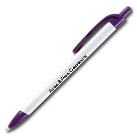 Imprinted Admiral Click Pen