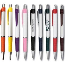 Retractable Regal Pen