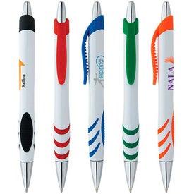 Monogrammed Rigid Pen