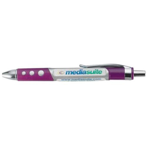 Rivet Retractable Pen