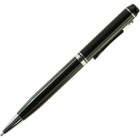 Roosevelt Metal Pen Branded with Your Logo