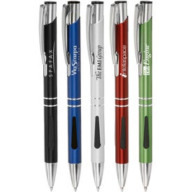 Salford Comfort Grip Pen