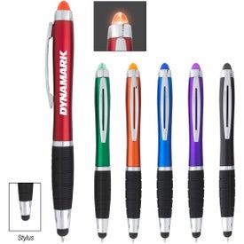 Sangria Stylus Pen with LED Light