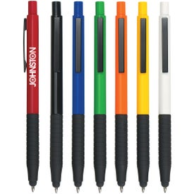 Customized Santa Fe Stylus Ball Pen
