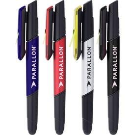 Scripto Omni 4-in-1 Ballpoint Stylus Pen
