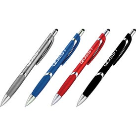 Scripto Reign Ballpoint Stylus Pen