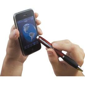 Scripto Tech Dual Ballpoint Stylus Pen Imprinted with Your Logo