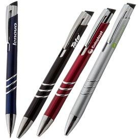 Seattle Plastic Pen