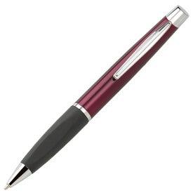 Branded Sentinel Ballpoint Pen