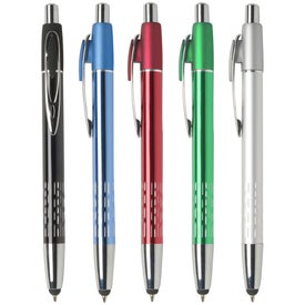 Sevilla Aluminum Stylus Pen for Your Company