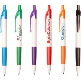 Sharon Pen (Full Color Logo, No Quick Ship)