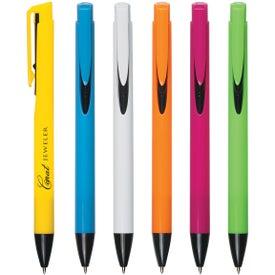 Shiny Barrel Pen