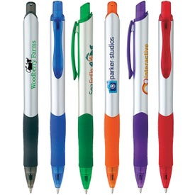 Silver Spirit Pen Giveaways
