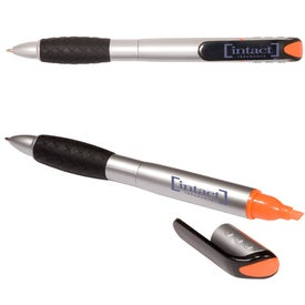 Silvermine Pen/Highlighter for Your Company