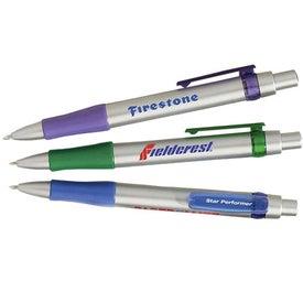 Silver Streak Pen for Customization