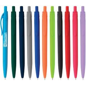Sleek Write Rubberized Pen