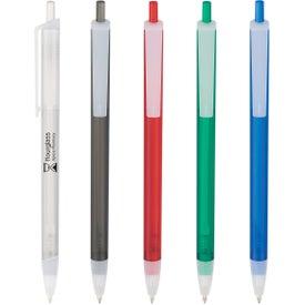 Slim Click Translucent Pen