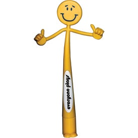 Smiley Bend-A-Pen for Your Church
