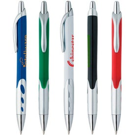 Company Smooth Click Pen