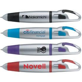 Snap Pens Ballpoint Pen