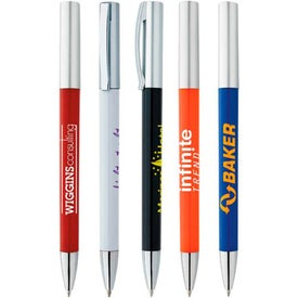 Monogrammed Snazzy Pen