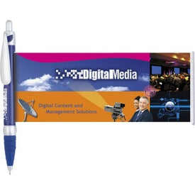 Solid Banner Pen for Promotion