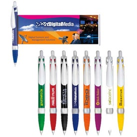 Solid Banner Pen for Your Company