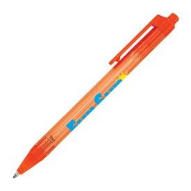 Solstice Super Glide Pen for Advertising