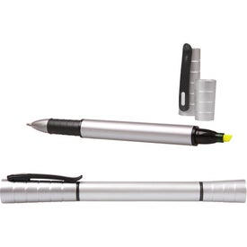 Space Age Duo Pen Highlighter