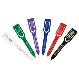 Spearhead Pen
