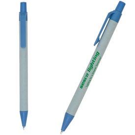 Spectrum Paper Barrel Pen for your School