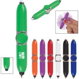 Spinner Stylus Light Pen
