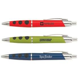 Spot Styled Grip Pen