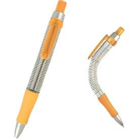Springer Click Pen for Promotion