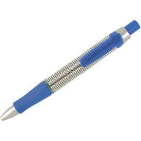 Customized Springer Click Pen