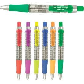 Springer Click Pen