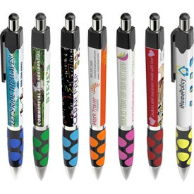 Squared iMadeline Stylus Pen (Full Color)