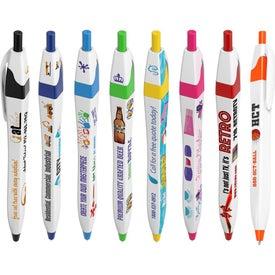 Squared Slimster Pen