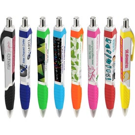 Squared Tropical Pen (Full Color)
