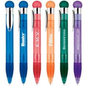 Squishy Top Pen