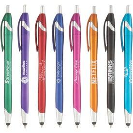 Stratus Metallic with Stylus Pen