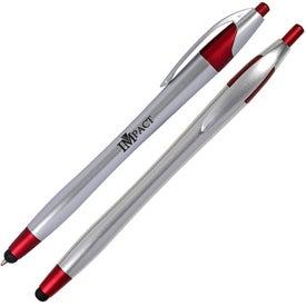 Stream Pen with Stylus